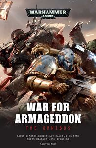 [War For Armageddon: The Omnibus (Product Image)]