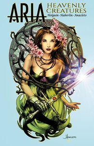 [Aria: Heavenly Creatures (One-Shot Cover A Anacleto & Haberlin) (Product Image)]