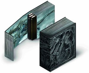 [The Skyrim Library: Volumes 1-3 (Hardcover) (Product Image)]