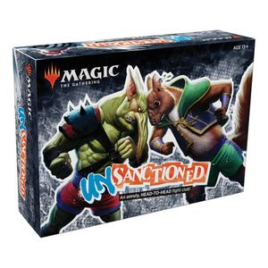 [Magic The Gathering: Unsanctioned (Product Image)]