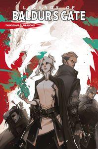 [Dungeons & Dragons: Legends Of Baldurs Gate: Volume 1 (Product Image)]