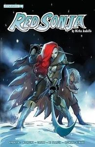 [Red Sonja: 2021 #1 (2nd Printing) (Product Image)]