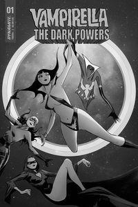 [Vampirella: Dark Powers #1 (Cover A Lee) (Product Image)]