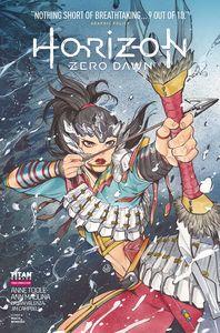 [Horizon Zero Dawn #3 (Cover A Momoko) (Product Image)]