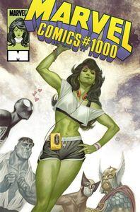 [Marvel Comics #1000 (Tedesco 80s Variant) (Product Image)]