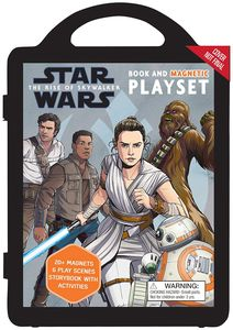 [Star Wars: The Rise Of Skywalker: Book & Magnetic Playset (Product Image)]