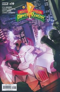 [Mighty Morphin Power Rangers #19 (Product Image)]