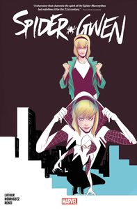 [Spider-Gwen: Omnibus (Rodriguez Cover Hardcover) (Product Image)]
