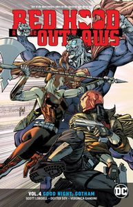 [Red Hood & The Outlaws: Volume 4: Good Night Gotham (Product Image)]