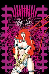 [Red Sonja: 1982 (One Shot Broxton Virgin Variant) (Product Image)]
