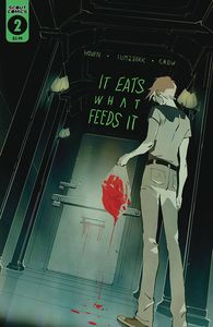 [It Eats What Feeds It #2 (2nd Printing) (Product Image)]