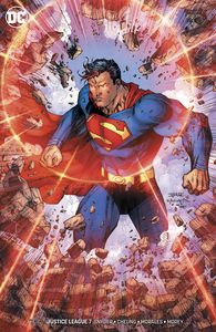 [Justice League #7 (Variant Edition) (Product Image)]