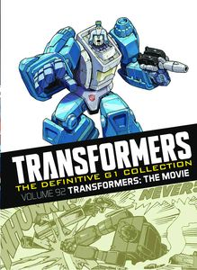 [Transformers: Definitive G1 Collection: Volume 86: Transformers The Movie (Product Image)]