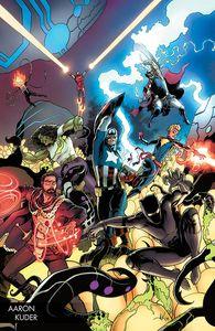 [Avengers #1 (Kuder Young Guns Variant) (Product Image)]