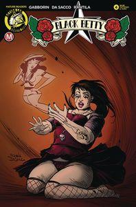 [Black Betty #4 (Cover B Da Sacco Tattered & Torn) (Product Image)]