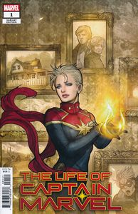 [The Life Of Captain Marvel #1 (Takeda Variant) (Product Image)]