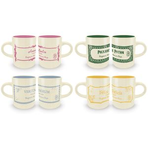 [Harry Potter: Espresso Mug Set: Potions Collection (Product Image)]
