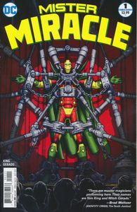 [Mister Miracle #1 (Product Image)]