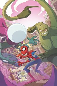 [Marvel Action: Spider-Man #4 (Product Image)]