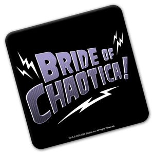 [Star Trek: Voyager: The 55 Collection: Coaster: Bride Of Chaotica! (Product Image)]
