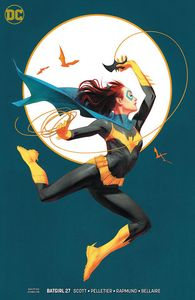 [Batgirl #27 (Variant Edition) (Product Image)]