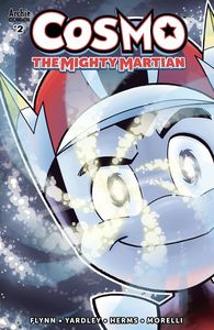[Cosmo: The Mighty Martian #2 (Cover A Yardley) (Product Image)]