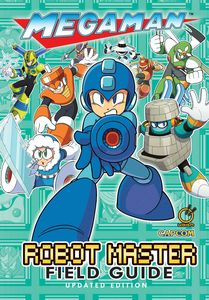 [Mega Man: Robot Master Field Guide (Updated Edition Hardcover) (Product Image)]