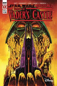 [Star Wars Adventures: Shadow Of Vader's Castle (Cover A Francavilla) (Product Image)]