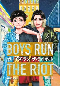 [Boys Run The Riot: Volume 2 (Product Image)]