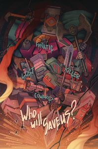 [Transformers #29 (Cover A Malkova) (Product Image)]