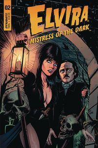 [Elvira: Mistress Of The Dark #2 (Cover B Cermak) (Product Image)]