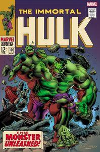 [Immortal Hulk #44 (Bennett Homage Variant) (Product Image)]