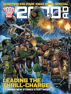 [2000AD Prog #2111: 2018 Xmas Special (Product Image)]