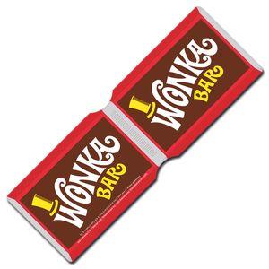 [Willy Wonka & The Chocolate Factory: Travel Pass Holder: Wonka Bar (Product Image)]
