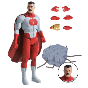 [Invincible: Action Figure: Series 1: Omni Man (Product Image)]