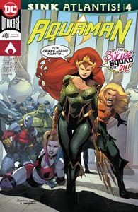 [Aquaman #40 (Sink Atlantis) (Product Image)]