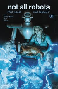 [Not All Robots #1 (Cover A Rahzzah) (Product Image)]