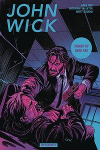 [John Wick: Volume 1 (Signed Edition Hardcover) (Product Image)]