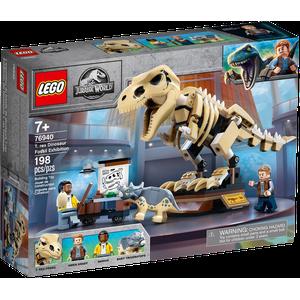 [LEGO: Jurassic World: T-Rex Dinosaur Fossil Exhibition (Product Image)]