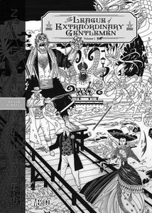 [League Of Extraordinary Gentlemen: Gallery Edition (Hardcover) (Product Image)]