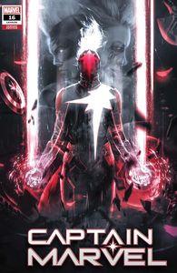 [Captain Marvel #16 (Boss Logic Variant) (Product Image)]