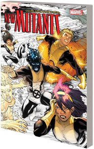 [Color Your Own X-Men: New Mutants (Product Image)]