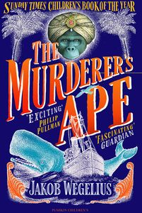 [The Murderer's Ape (Product Image)]