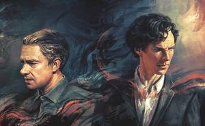 [Sherlock: Scandal In Belgravia #1-5 (Virgin Pack) (Product Image)]