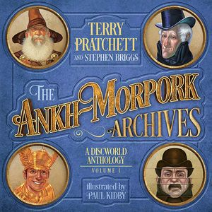 [The Ankh-Morpork Archives: Volume One (Hardcover) (Product Image)]