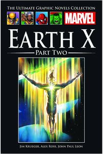 [Marvel Graphic Novel Collection: Volume 190: Earth X Saga Part 2 (Product Image)]