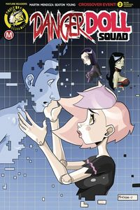 [Danger Doll: Squad #2 (Cover C Mendoza) (Product Image)]