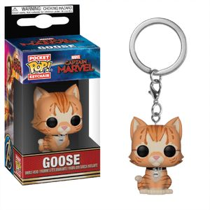 [Captain Marvel: Pocket Pop! Bobblehead: Goose (Product Image)]