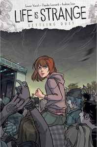 [Life Is Strange: Settling Dust #1 (Cover A Picolo) (Product Image)]