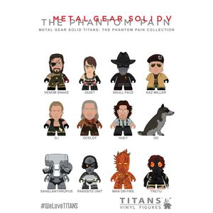 [Metal Gear Solid V: TITANS: The Phantom Pain Collection (Product Image)]